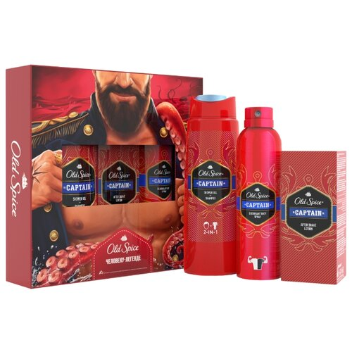 Набор Old Spice Captain