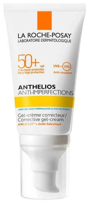 La Roche-Posay гель Anthelios Anti-Imperfection, SPF 50, 50 мл