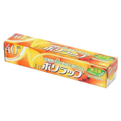 Пищевая пленка для хранения продуктов UBE 022407, 40 м х 22 см