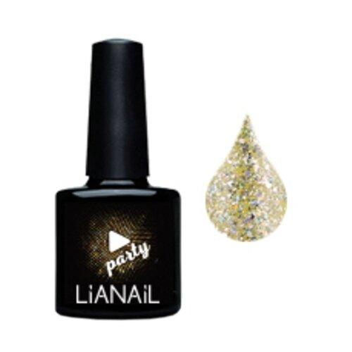 Фото - Гель-лак для ногтей Lianail Party, 10 мл, Звезда R'n'B гель лак для ногтей lianail party 10 мл звезда r'n'b