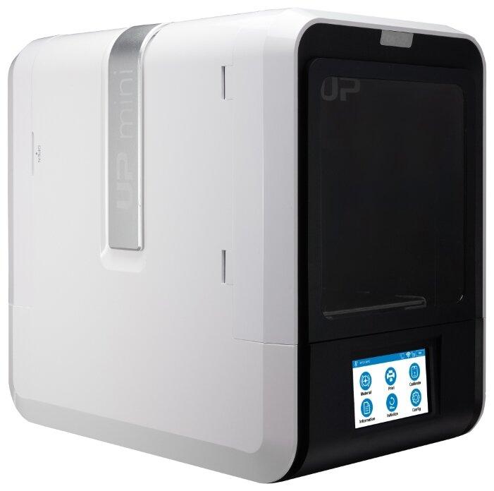 3D-принтер Tiertime UP mini 2 ES белый/черный фото 1