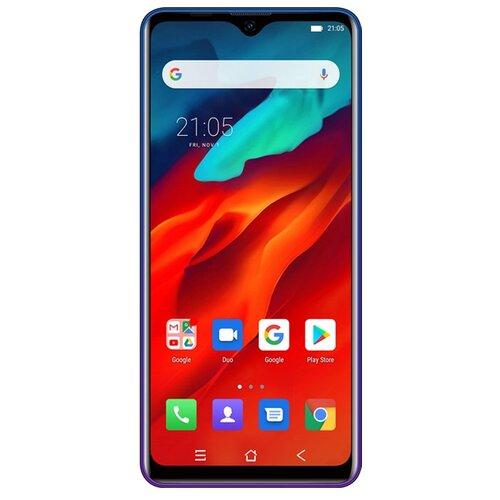 Смартфон Blackview A80 Pro синий градиент