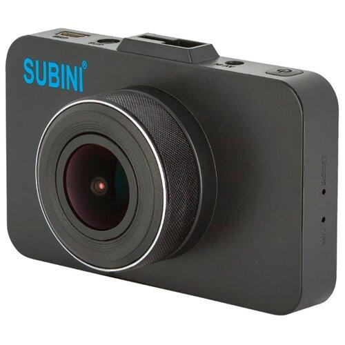 Видеорегистратор Subini GD-675RU черный.
