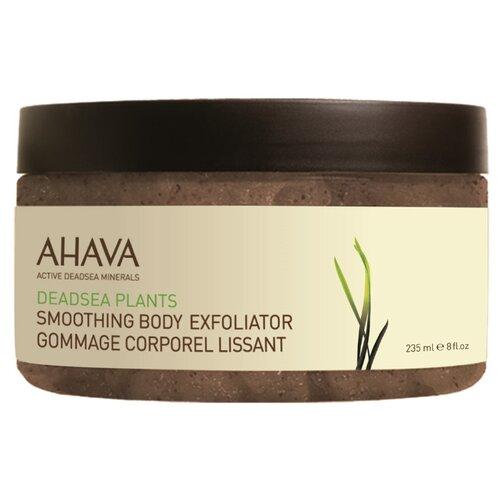 AHAVA Разглаживающий скраб для тела Deadsea Plants, 235 мл