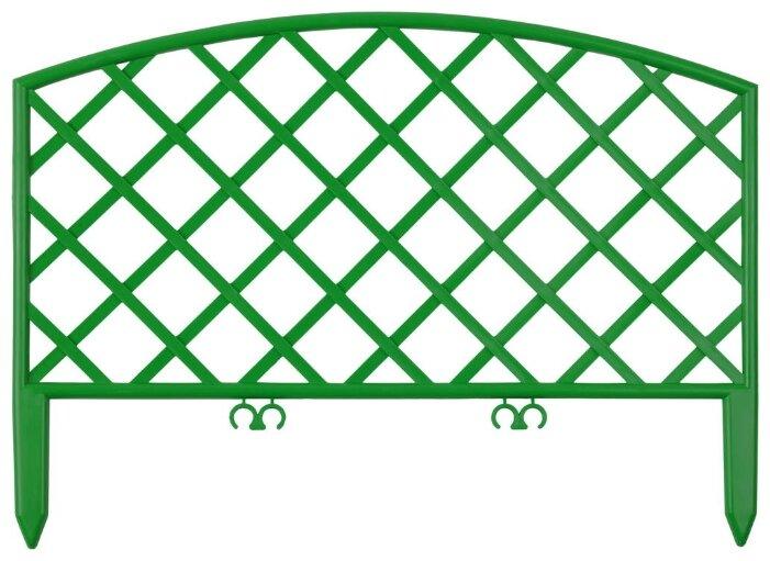 Забор декоративный GRINDA Плетень 422207
