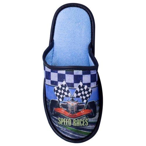 Тапочки Bris размер 40, синий 1602