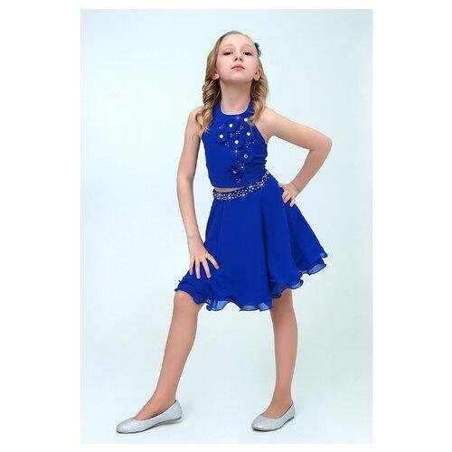 Купить Комплект одежды Ladetto размер 38, электрик, Комплекты и форма