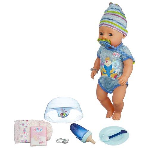 Купить Интерактивная кукла Zapf Creation Baby Born Малыш, 43 см, 822-012, Куклы и пупсы