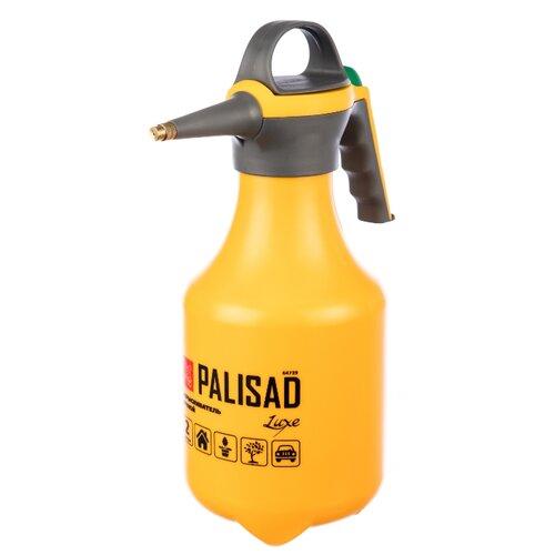 Опрыскиватель PALISAD Luxe 64739 2 л желтый
