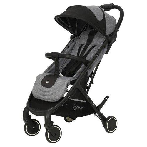 Прогулочная коляска RANT Space grey/black прогулочная коляска rant space blue black