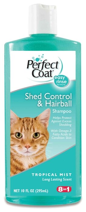 Шампунь 8 In 1 Perfect Coad Shed