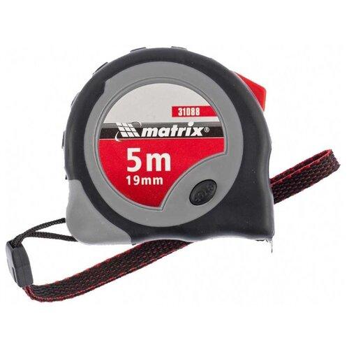Измерительная рулетка matrix Continuous fixation 31088 19 мм x 5 м рулетка matrix 31034 5мx19мм