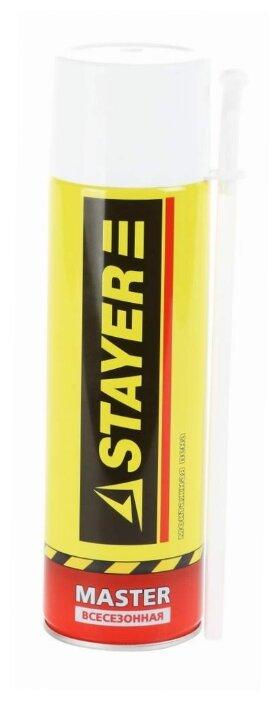Монтажная пена STAYER MAX 41130 500 мл всесезонная