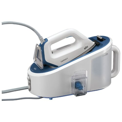Парогенератор Braun IS 5145 CareStyle 5 белый/синий