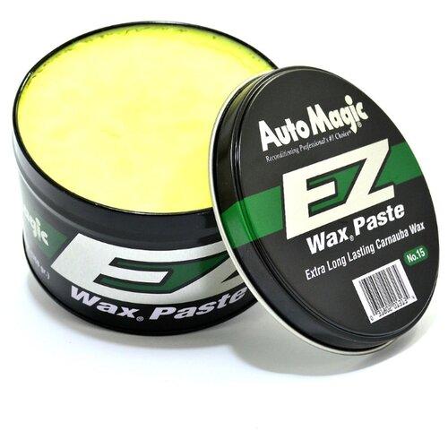 Воск для автомобиля Auto Magic твердый E-Z- Wax 0.37 кг