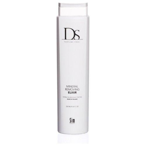 Sim Sensitive DS Лосьон-эликсир для очистки волос от минералов, 250 мл ducray неоптид лосьон от выпадения волос для мужчин 100 мл