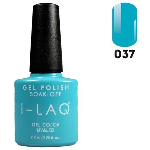 Гель-лак для ногтей I-LAQ Gel Color, 7.3 мл, оттенок 037 i laq гель лак 005