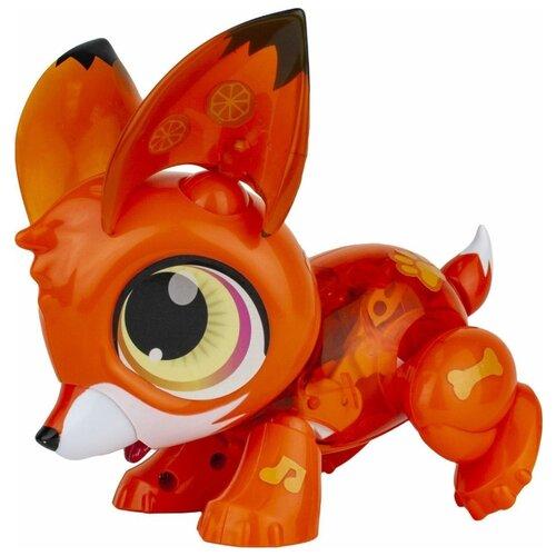 Купить Интерактивная игрушка робот 1 TOY Робо Лайф Лисенок оранжевый, Роботы и трансформеры