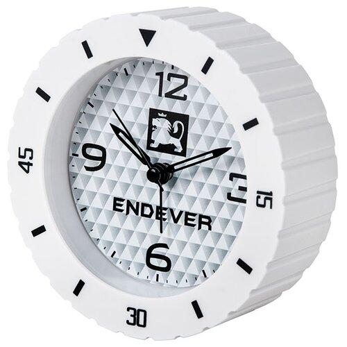 Часы настольные ENDEVER RealTime-91/92 белый