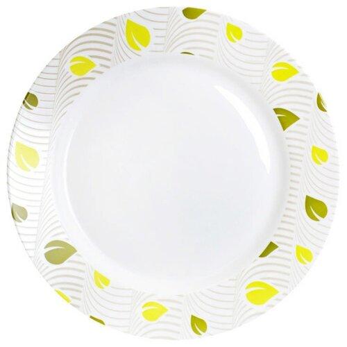 Luminarc Тарелка обеденная Amely 26 см белый