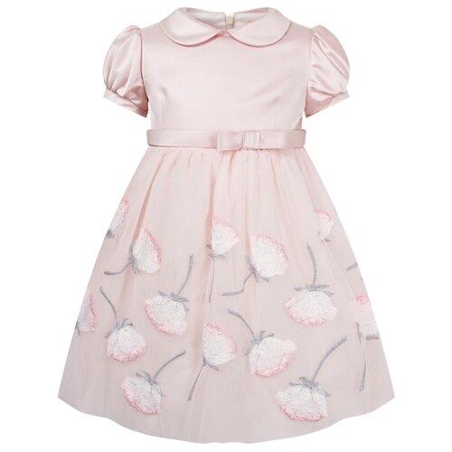 Платье ColoriChiari размер 86, розовый