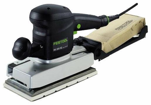 Плоскошлифовальная машина Festool Rutscher RS 200 EQ-Plus