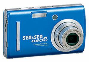 Фотоаппарат Sea & Sea DX-860G