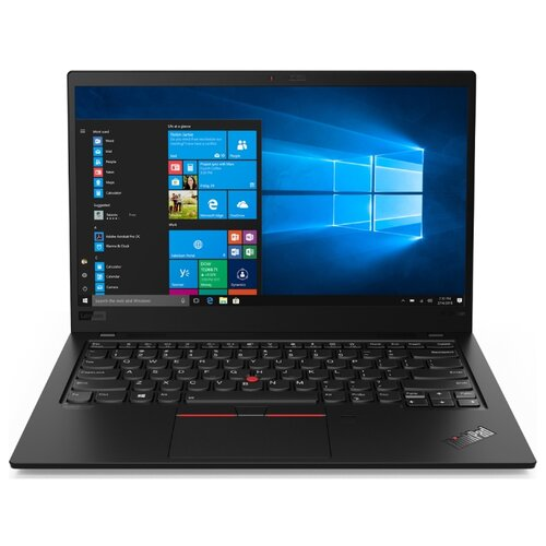 Ноутбук Lenovo THINKPAD X1 Carbon Ultrabook (7th Gen) (20QD003MRT), Black Weave ноутбук