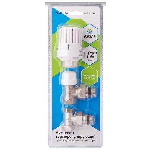Термостатический клапан, термоголовка MVI TR.621.04