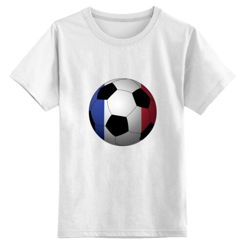 Купить Футболка Printio размер 3XS, белый, Футболки и майки