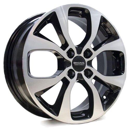 Фото - Колесный диск SKAD KL-296 6х16/4х100 D60.1 ET41, алмаз колесный диск skad адмирал 6 5x17 5x114 3 d67 1 et35 алмаз
