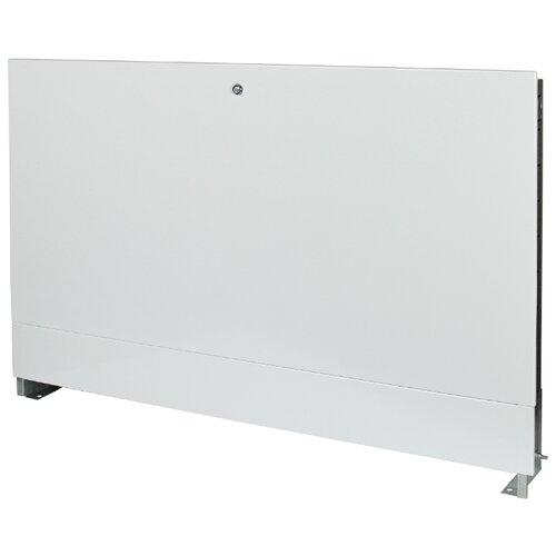 Коллекторный шкаф встраиваемый STOUT ШРВ-5 SCC-0002-001316 белый шкаф распределительный stout встроенный 1 3 выхода шрв 0 670х125х404 мм scc 0002 000013