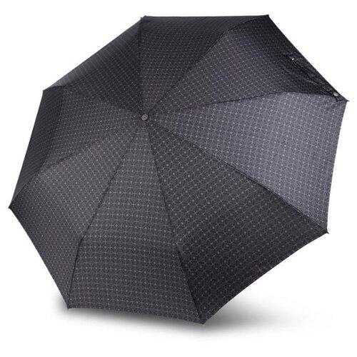 Зонт автомат Bugatti Gran Turismo GENTS PRINT BLACK GREY складной зонт gran turismo carbon черный