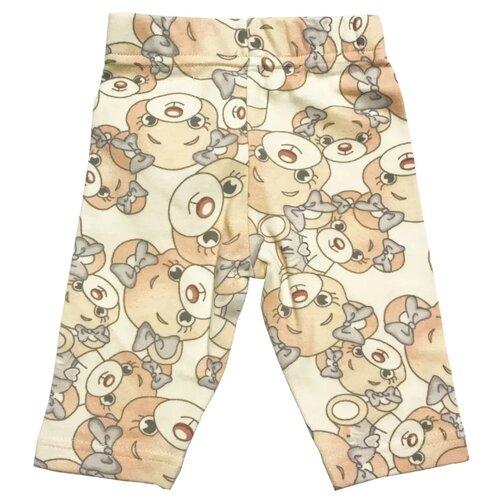 Брюки Linas Baby 850-12 размер 74 (6-9), ванильныйБрюки и шорты<br>