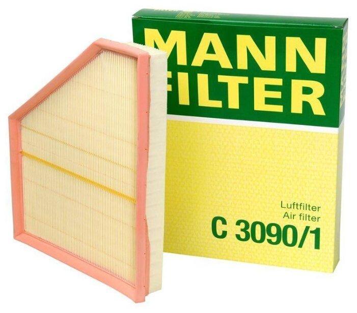 Панельный фильтр MANNFILTER C3090/1