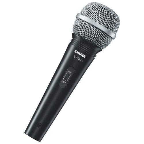 Микрофон Shure SV100-A, черный