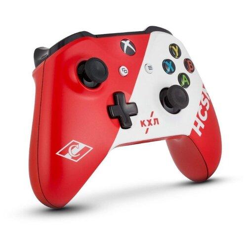 Геймпад RAINBO Xbox One Wireless Controller KHL Series КХЛ «Спартак»
