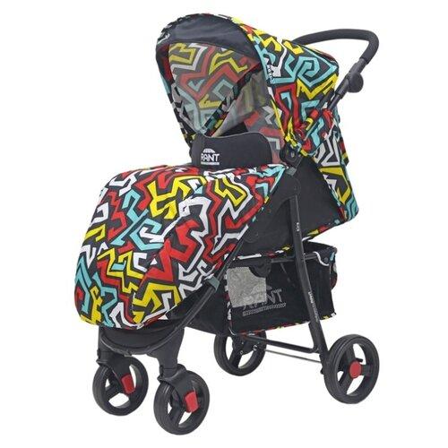 Купить Прогулочная коляска RANT Kira 2017 labirint standart, Коляски