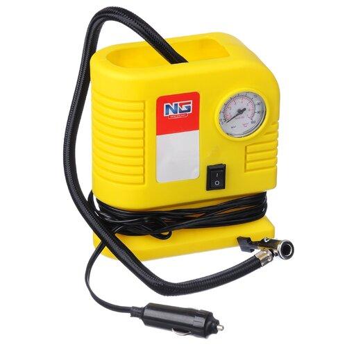Автомобильный компрессор NEW GALAXY 713-103 желтый