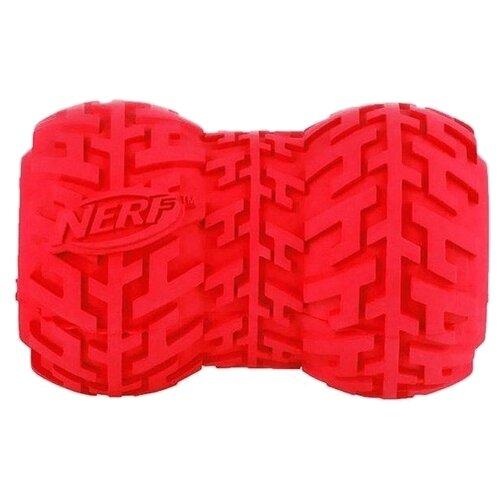 Игрушка для собак Nerf Кормушка красный лук nerf rebelle чарм зачарованный для девочки
