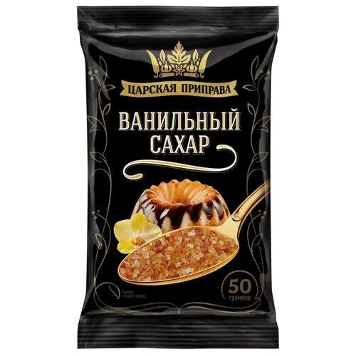Царская приправа Ванильный сахар (4 шт. по 50 г)