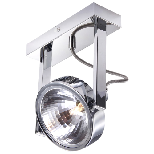Спот Arte Lamp Faccia, A4507AP-1CC arte lamp торшер a2250pn 1cc