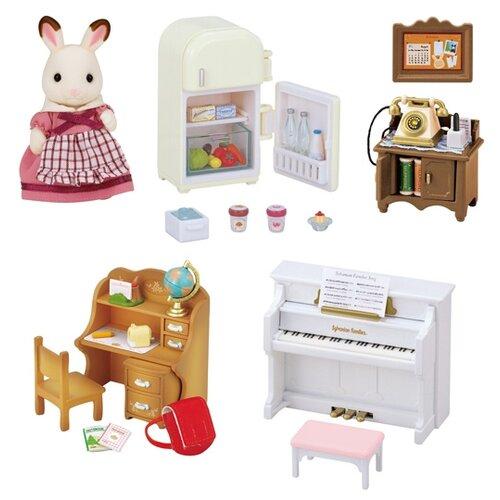 Купить Игровой набор Sylvanian Families Мебель для уютного домика Марии 5392, Игровые наборы и фигурки
