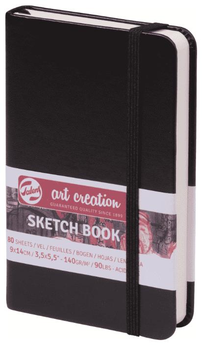Скетчбук для зарисовок Royal Talens Art Creation 14 х 9 см, 140 г/м², 80 л.