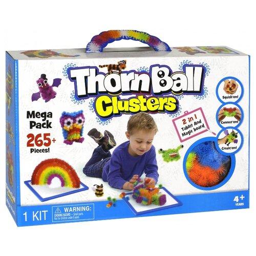 Купить Конструктор-липучка Junfa toys ThornBall Clusters 5510/WZ-A 4865 265 деталей, Конструкторы