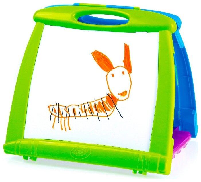 Доска для рисования детская Grow'N Up 4 в 1 (5075)
