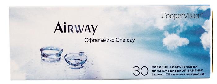 Airway Офтальмикс 1 Day (30 линз)