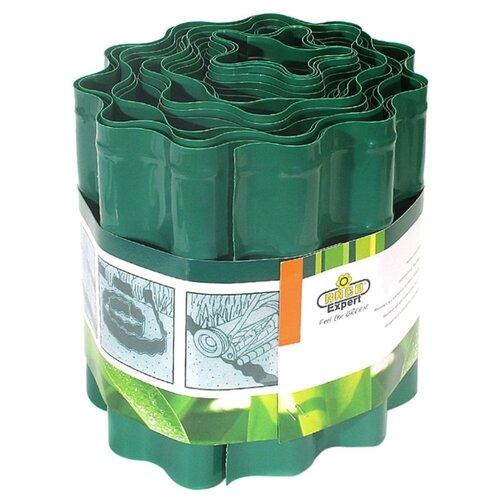 Бордюрная лента RACO 42359, зеленый, 9 х 0.2 м