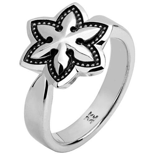 Эстет Кольцо с 1 эмалью из серебра 01К0510318Э, размер 16 эстет кольцо с 1 эмалью из серебра 01к0511224э размер 16
