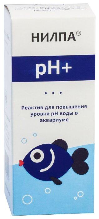 Нилпа pH+ средство для профилактики и очищения аквариумной воды